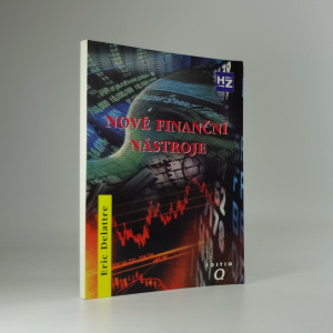 náhled knihy - Nové finanční nástroje