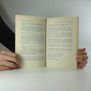 antikvární kniha Nové finanční nástroje, 2000