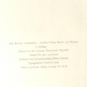 antikvární kniha Poetische Werke (I. - III.), 1970