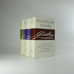 náhled knihy - Poetische Werke (I. - III.)