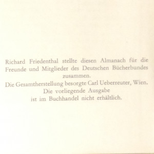 antikvární kniha Goethe - Weisheiten im ersten und heiteren Ton, neuveden