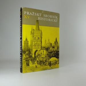 náhled knihy - Pražský sborník historický XV.