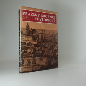 náhled knihy - Pražský sborník historický XVI.