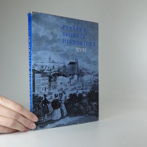 náhled knihy - Pražský sborník historický XVII.