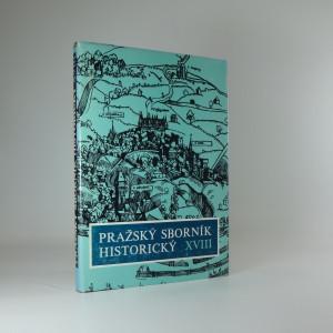 náhled knihy - Pražský sborník historický XVIII.