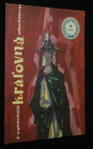 náhled knihy - Kráľovná : Kriminálny román