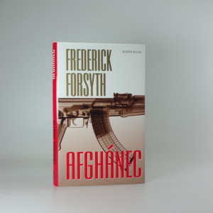 náhled knihy - Afghánec