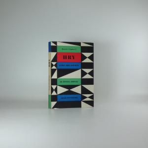 náhled knihy - Hry - Lásky hra osudná / Ze života hmyzu / Adam stvořitel - S kresbami Josefa Čapka