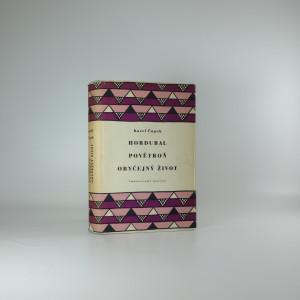 náhled knihy - Hordubal ; Povětroň ; Obyčejný život