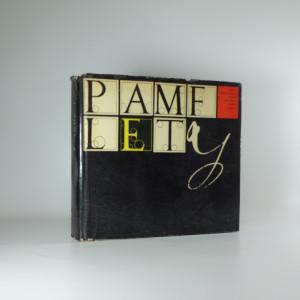 náhled knihy - Pamflety