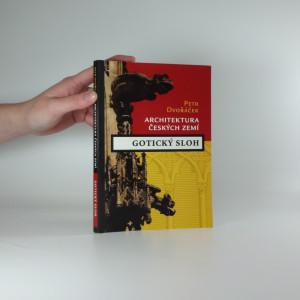 náhled knihy - Gotický sloh