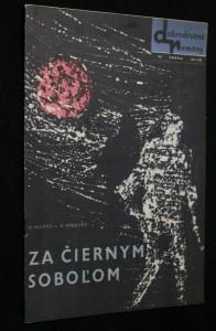 náhled knihy - Za čiernym soboľom