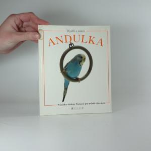 náhled knihy - Andulka : průvodce Heleny Piersové pro mladé chovatele