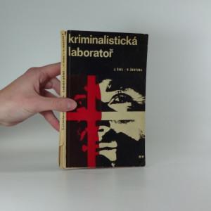 náhled knihy - Kriminalistická laboratoř