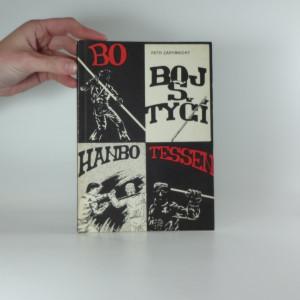 náhled knihy - Boj s tyčí : [bo, hanbo, tessen]