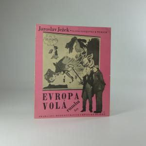 náhled knihy - Repertoir Osvobozeného divadla: Evropa volá, Rumba fox z revue Caesar