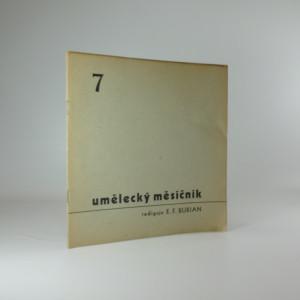 náhled knihy - Umělecký měsíčník (7.)