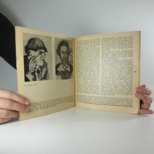 antikvární kniha Umělecký měsíčník (7.), 1950