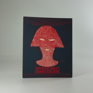 náhled knihy - Repertoir Osvobozeného divadla: Kleopatra, tango z revue Caesar
