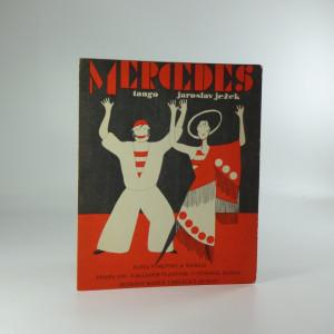 náhled knihy - Repertoir Osvobozeného divadla: Mercedes, tango