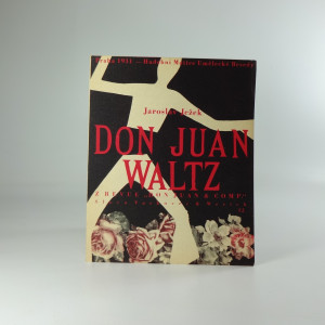 náhled knihy - Repertoir Osvobozeného divadla: Don Juan, waltz z revue Don Juan & Comp.