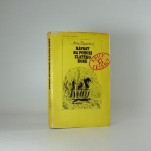 náhled knihy - Návrat na pohoří Zlatého koně