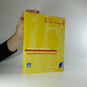 náhled knihy - Fit fürs Zertifikat B1