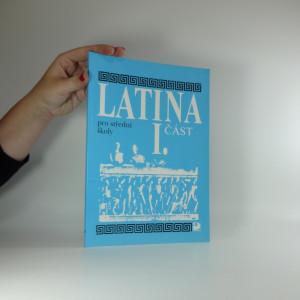 náhled knihy - Latina pro střední školy, především gymnázia: část I.