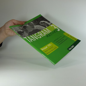 antikvární kniha Tangram aktuell 3 : Deutsch als Fremdsprache - Niveaustufe B1, Glossar XXL, 2007