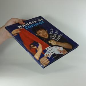 antikvární kniha Naučte se čarovat, aneb, Kouzla a čáry pro každého, 2001