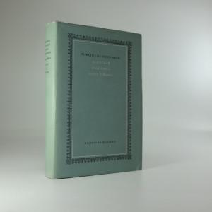 náhled knihy - Kalendář, Žalozpěvy, Listy z Pontu
