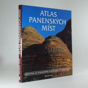 náhled knihy - Atlas panenských míst - putování za posledními pustinami na zeměkouli