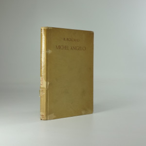 náhled knihy - Život Michela Angela (Michelangelo)