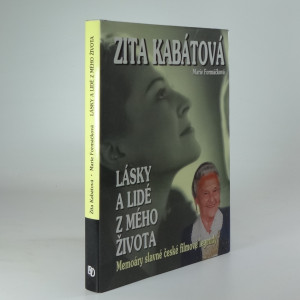 náhled knihy - Zita Kabátová, Lásky a lidé z mého života