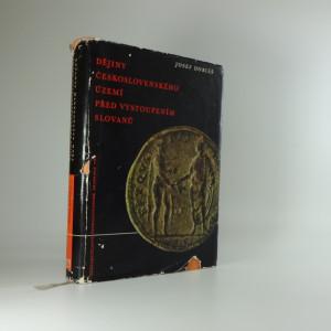 náhled knihy - Dějiny československého území před vystoupením Slovanů