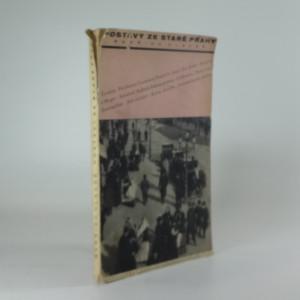 náhled knihy - Postavy ze staré Prahy