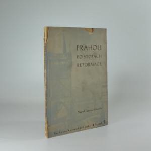 náhled knihy - Prahou po stopách reformace
