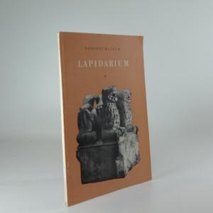 náhled knihy - Národní muzeum, Lapidarium