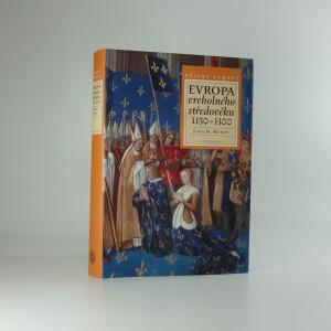 náhled knihy - Evropa vrcholného středověku 1150-1300