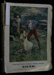náhled knihy - Cikáni II