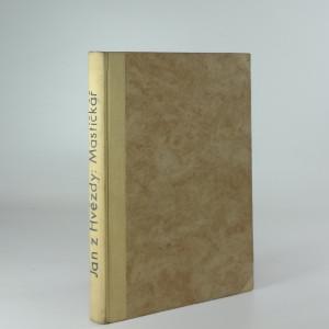 náhled knihy - Mastičkář, Povídka z časů Jindřicha Korutanského