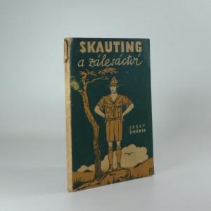 náhled knihy - Skauting a zálesáctví