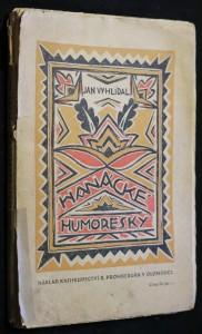 náhled knihy - Hanácké humoresky