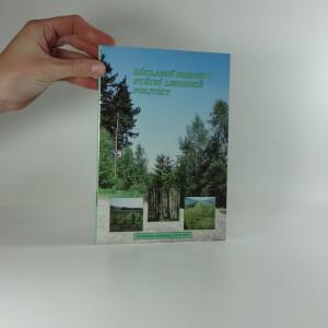 náhled knihy - Základní principy státní lesnické politiky