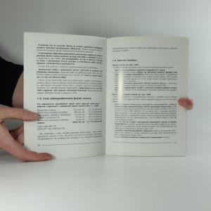 antikvární kniha Základní principy státní lesnické politiky, 1994