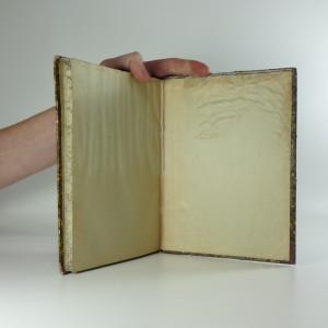 antikvární kniha Noemi, povídka veršem, 1902