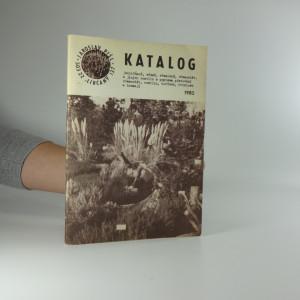 náhled knihy - Katalog jehličnanů, vřesů, vřesovců, vřesovištních a jiných rostlin s popisem pěstování vřes. rostlin, borůvek, brusinek a bonsají