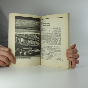 antikvární kniha 21. srpen 1968, 1990