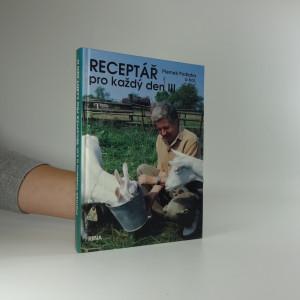 náhled knihy - Receptář pro každý den III