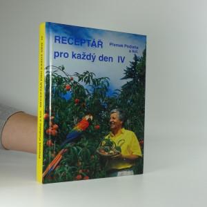 náhled knihy - Receptář pro každý den IV.